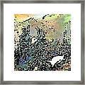 Opal Morning Framed Print