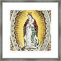 Our Lady Of Guadalupe, Originally Framed Print