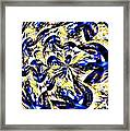 Party Time Abstract Framed Print
