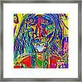Pastel Man 16 Framed Print