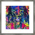 Pastel Man 17 Framed Print