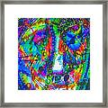 Pastel Man 21 Framed Print