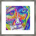 Pastel Man 23 Framed Print