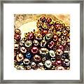Pearls In A Pile  Art Framed Print