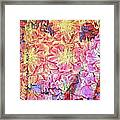 Petty In Pink Framed Print