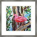 Pretty In Pink Framed Print by Charlene White