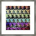 Proudly Marching Framed Print