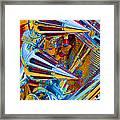 Psychodelic Chopper-2 Framed Print