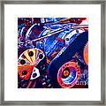 Psychodelic Supercharger-1 Framed Print