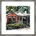 Redwood City #4 Framed Print