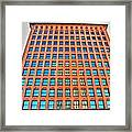 Reflections And Shadows Framed Print