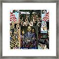 Respectfully Yours..... Mr. President 2 Framed Print