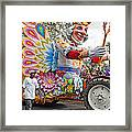Rex Mardi Gras Parade IIi Framed Print