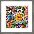 Rex Mardi Gras Parade Ix Framed Print