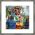 Rex Mardi Gras Parade Vii Framed Print