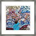 Rex Mardi Gras Parade Viii Framed Print