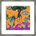Rooted Envisionary Framed Print by Eleigh Koonce