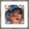 Ruthie Framed Print by Mindy Newman