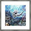 Sea Surrender Framed Print