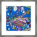 Sealife In Color Framed Print