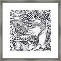 Searchers And Swimmers Framed Print