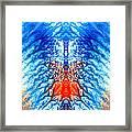Seas And Shores Framed Print