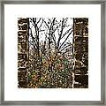 Seasonal View Framed Print