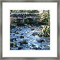 Shaugh Prior Bridge Framed Print