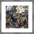 Simon De Montfort Framed Print