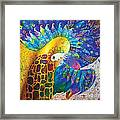 Sirin The Bird Framed Print