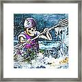 Skelet Oar Framed Print