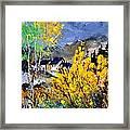 Spring 45214032 Framed Print