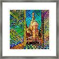 St Basils Framed Print
