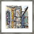 St. Martin's Cathedral Framed Print