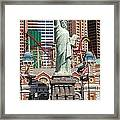 Statue Of Liberty Nv Framed Print