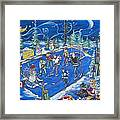 Stockfish Rink Framed Print