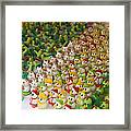 Sugar Figurines For Sale At The Day Framed Print