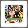 Sweet Charity, Paula Kelly, Shirley Framed Print by Everett