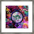 Symagery 23 Framed Print