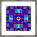 Symmetrica 204 Framed Print