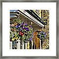 Table Manners Store -  Broadway England Framed Print