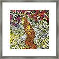 The Angel Tree Framed Print