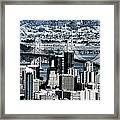 The Bay Bridge Framed Print