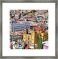 The City Of Guanajuato Framed Print