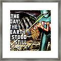 The Day The Earth Stood Still, 1951 Framed Print by Everett