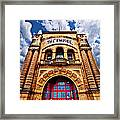 The Empire Theatre Framed Print