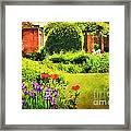 The Gardens Framed Print