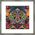 The Joy Of Design Series Arrangement Cornucopia Framed Print