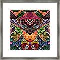 The Joy Of Design Series Arrangement Embracing Complexity Framed Print