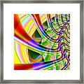 The Marching Band . Vertical . S14 Framed Print